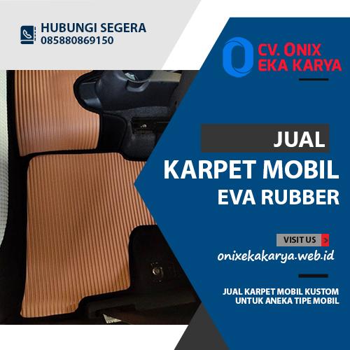 karpet mobil eva rubber jakarta